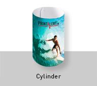 Baliedisplay Cylinder