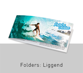 Folders Liggend Formaat