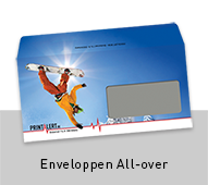 Enveloppen All-over