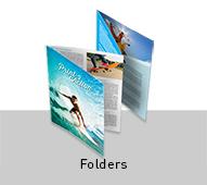 Folders Staand Formaat