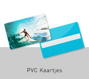 PVC Kaartjes