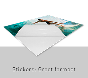 Stickers Groot Formaat