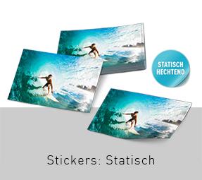 Statische Stickers