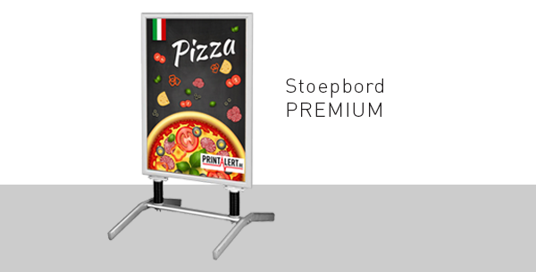 Stoepbord Premium